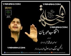 Mehrban Ali 2014-15