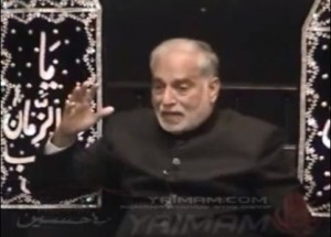 Prof Muntazir Abbas Naqvi YAIMAM