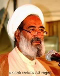 Shaikh Mohsin Ali Najafi YAIMAM 3