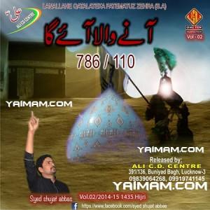 Syed Shujat Abbas YAIMAM