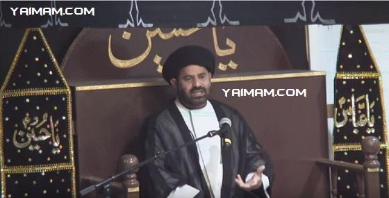 Maulana Nafees Taqvi YAIMAM