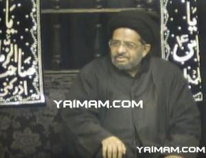 Maulana Razi Jafer Naqvi YAIMAM