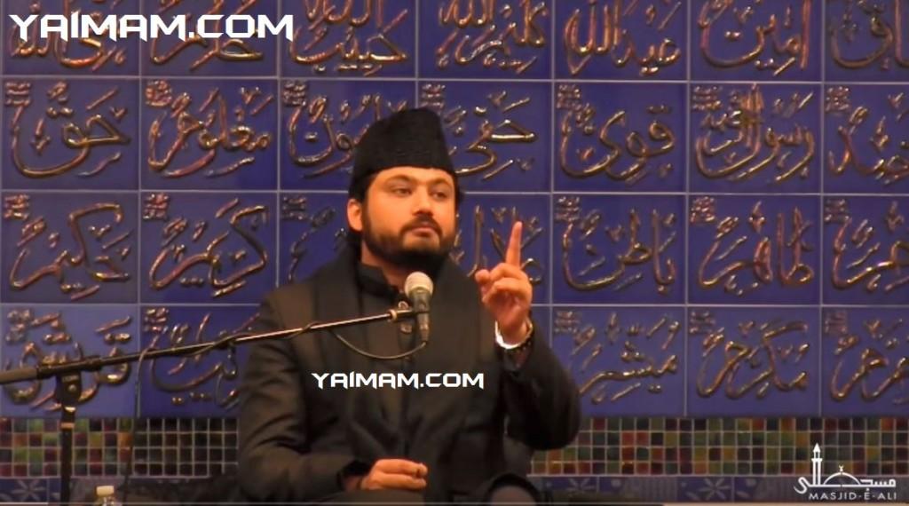 Maulana Sayed Absar Naqvi YAIMAM