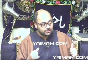 Syed Safi Haider Abidi YAIMAM 16