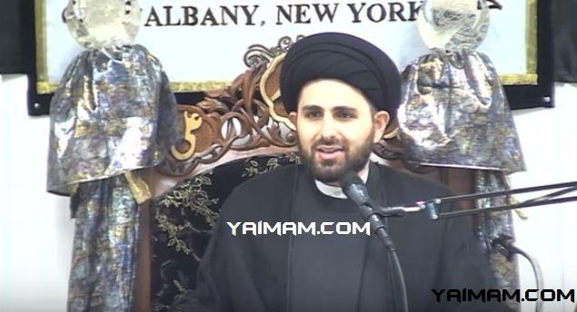 Mohammad Baqer Qazwini YAIMAM