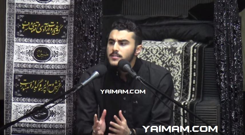 Sheikh Ali Al-Najjar YAIMAM 2016