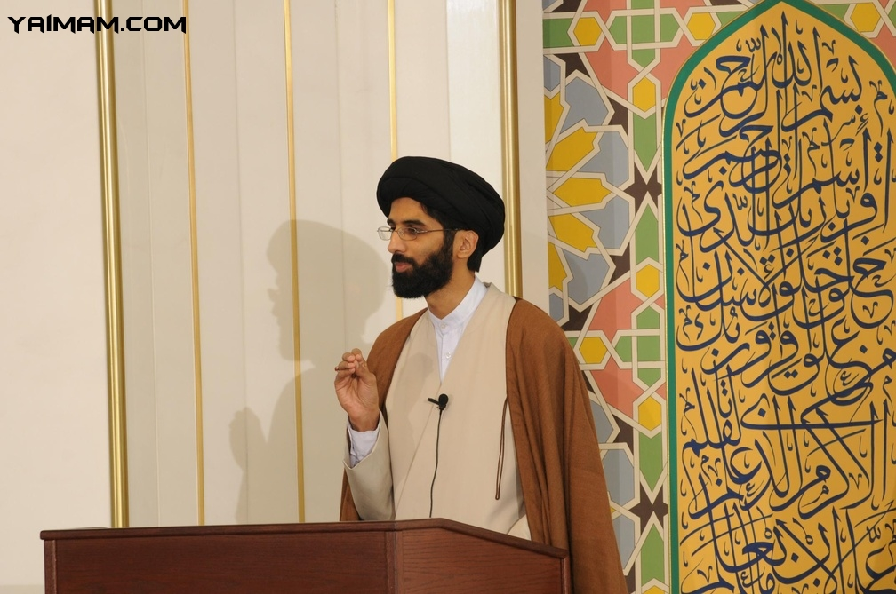 Maulana Syed Sulayman Abidi YAIMAM