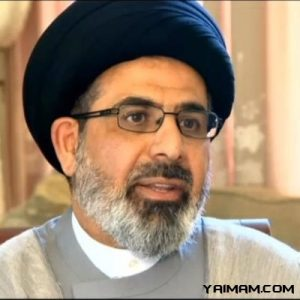 Sayed Moustafa Al-Qazwini yaimam