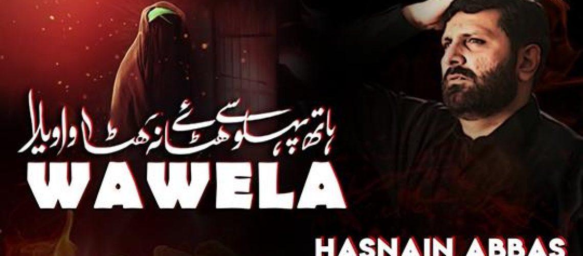 Hasnain Abbas hai Zehra