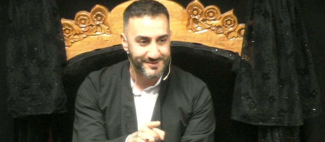 Dr. Sayed Ammar Nakshawani 2019