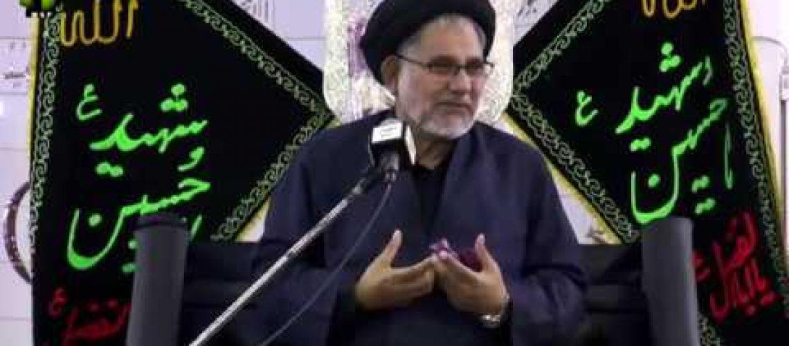 Maulana Hasan Zafar Naqvi 2018 Urdu Majlises
