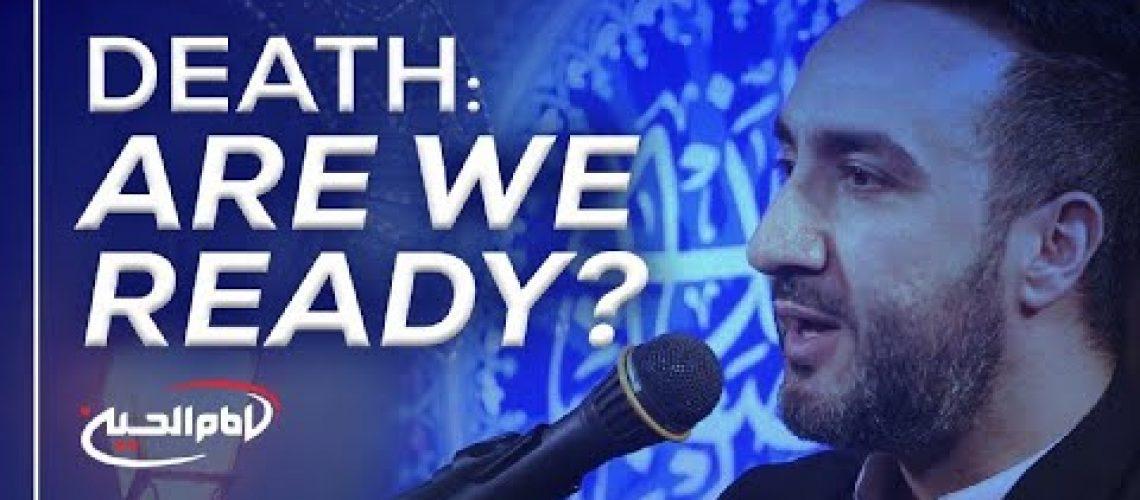Death: Body Soul & Meeting The Divine Dr. Sayed Ammar Nakshawani Ramadan 2020 1441