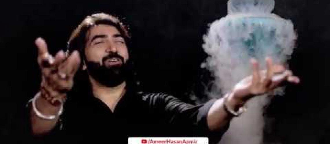 Ameer Hasan Aamir 2018 Nohay Video