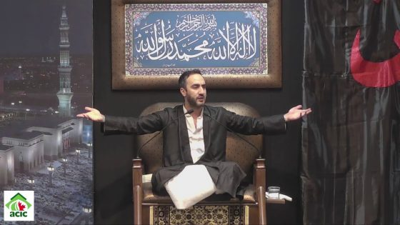 Lecture 9: Drink Water? Think Husayn (as) – Dr. Sayed Ammar Nakshawani Muharram 2017