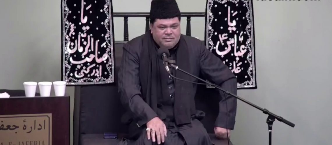 Maulana Asad Yawar Urdu Majlises 2018