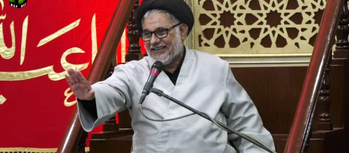 Maulana Hasan Zafar Naqvi 2019