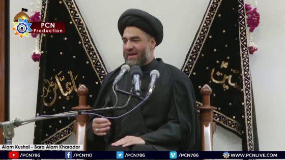Maulana Syed Ali Raza Rizvi Complete Majlises Mehfil e Shah e Khurasan 2017