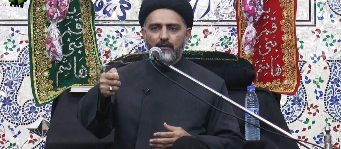 Maulana Syed Nusrat Bukhari 2019