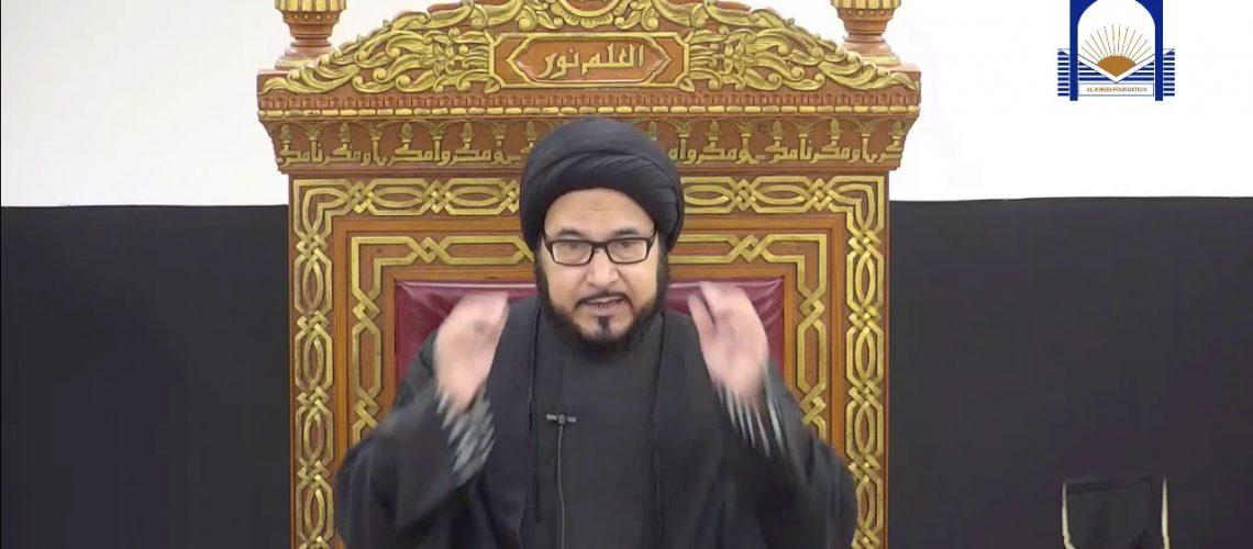 Maulana Syed Uroojul Hassan Meesam 2018 1440