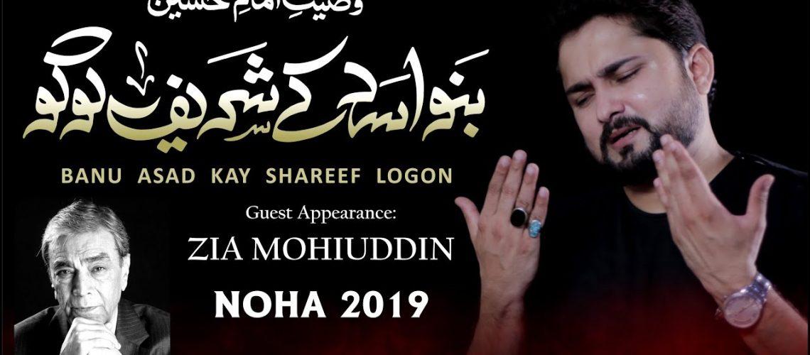Raza Abbas Zaidi 2019