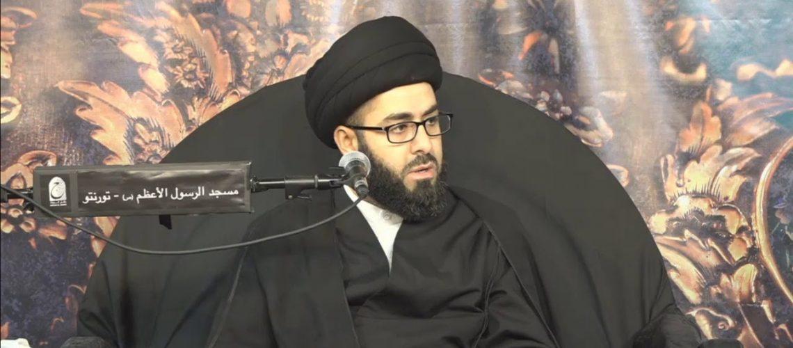 Sayed Hossein Al Qazwini 2019 1441
