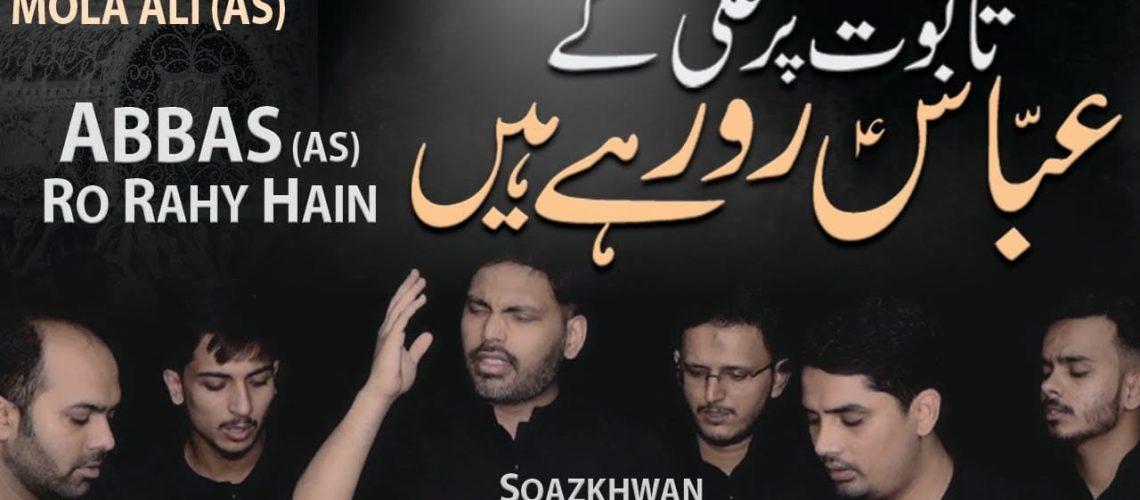 Taboot Par Ali (as) Kay Own Rizvi 2020